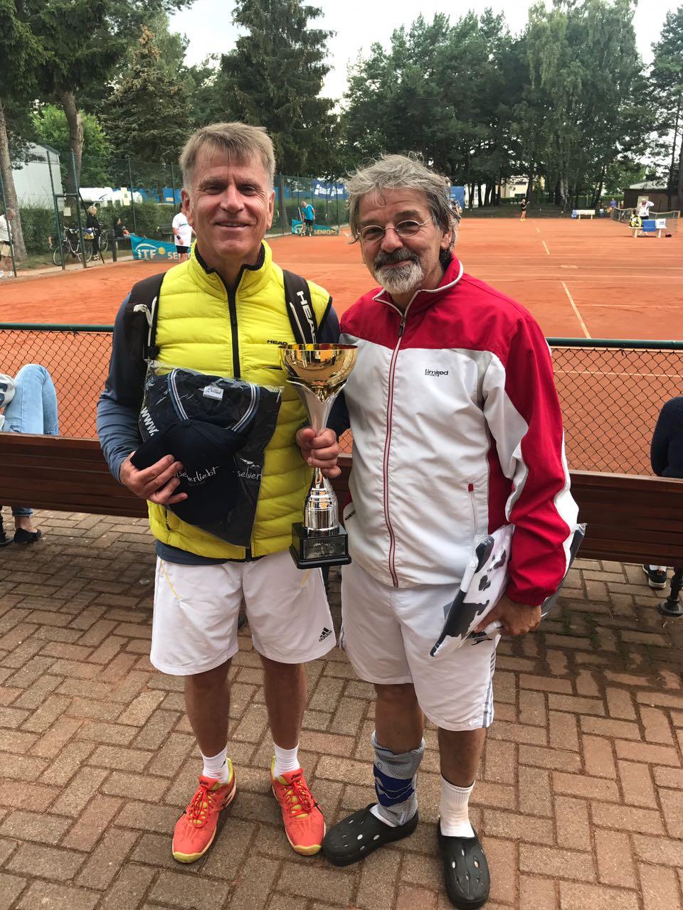 Eindrücke vom Dr. Manfred Krohn Turnier 2017